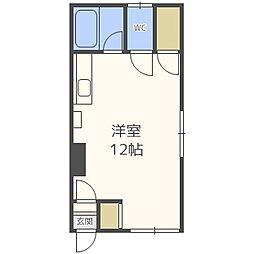 東屯田通駅 2.2万円