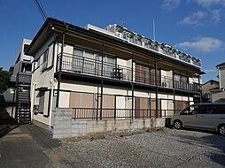 吉田コーポ[101号室]の外観