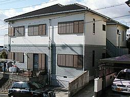 シティハイツ吉森II[2階]の外観