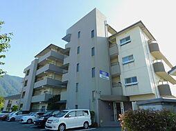 福岡県北九州市門司区黄金町の賃貸マンションの外観