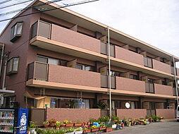 マンション光陽II[1階]の外観