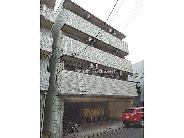 広島県呉市東中央1丁目の賃貸マンション