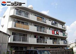 ハイツ小林[4階]の外観