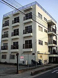 大阪府茨木市駅前4丁目の賃貸アパートの外観