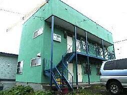 ベイ桂岡II[2階]の外観