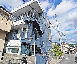 京都府京都市北区西賀茂角社町の賃貸マンションの外観