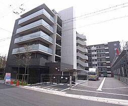 京都府京都市伏見区川東町の賃貸マンションの外観