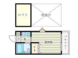 保土ヶ谷駅 2.5万円