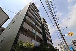 兵庫県神戸市灘区中郷町4の賃貸マンションの外観