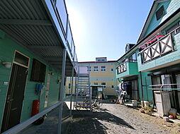 タウンコートA[205号室]の外観