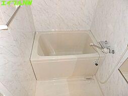 コーポブリリアントの浴室
