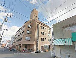 岡山県岡山市北区大学町の賃貸マンションの外観