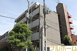 大阪府大阪市平野区平野南3丁目の賃貸マンションの外観