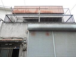 [一戸建] 大阪府大阪市西成区南津守3丁目 の賃貸【/】の外観