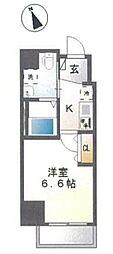 Kanaloa(カナロア)[402号室号室]の間取り