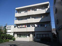 ライフオン生駒 西棟[2階]の外観