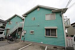 大阪府大阪市西淀川区花川1丁目の賃貸アパートの外観