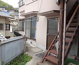 広島県呉市上畑町の賃貸アパートの外観
