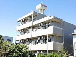 パレス三栄[1階]の外観