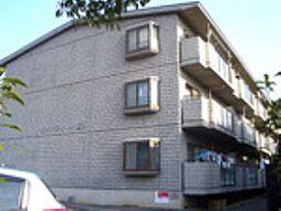 サンパティーク西田[2階]の外観