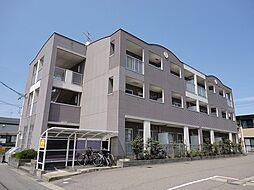 新潟県新潟市西区小針1丁目の賃貸マンションの外観