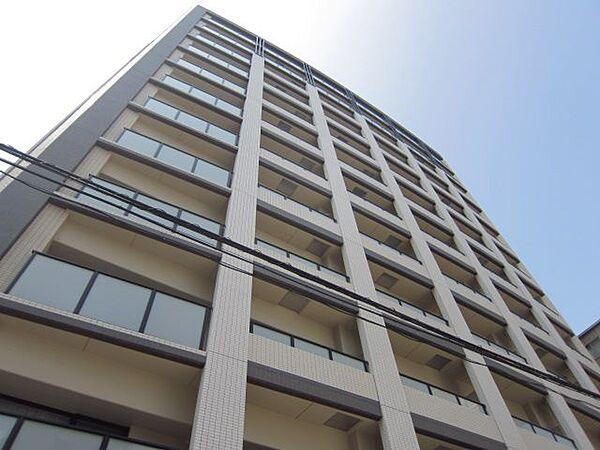 大阪府大阪市北区豊崎3丁目の賃貸マンションの外観