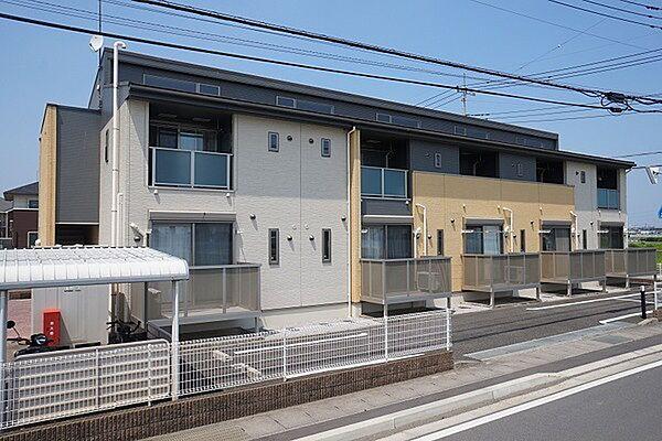 ポポラリタ キラ 2階の賃貸【群馬県 / 太田市】