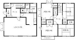 [テラスハウス] 神奈川県横浜市港南区港南台1丁目 の賃貸【/】の外観