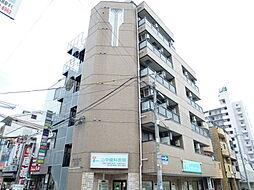 大阪府大阪市東住吉区山坂5丁目の賃貸マンションの外観
