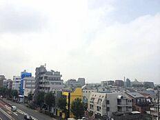 住居からの眺望