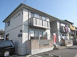 シャーメゾン江田原[202号室]の外観