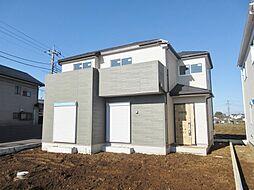 一戸建て(京成成田駅からバス利用、109.72m²、2,390万円)