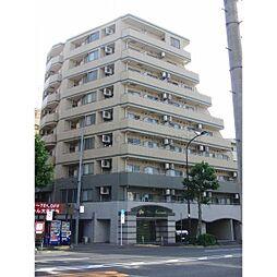 東京都豊島区南長崎5丁目の賃貸マンションの外観