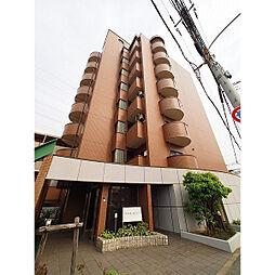 兵庫県尼崎市稲葉元町1丁目の賃貸マンションの外観