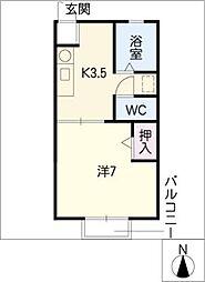 アミューズメントハウス[2階]の間取り