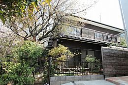 尾山台の閑静な住宅街に住まう建築条件なしにつき、お好きなハウスメーカーで建築可能
