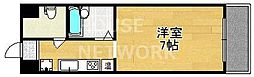 グレース円町[202号室号室]の間取り