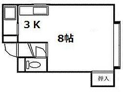 真駒内駅 1.7万円