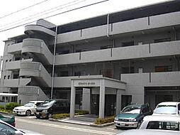 大阪府茨木市真砂3の賃貸マンションの外観