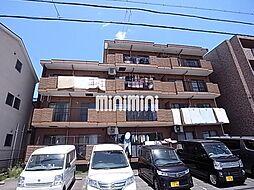 ボヌールコート[3階]の外観