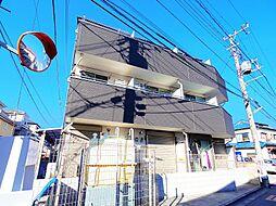 Best Stage上福岡[2階]の外観