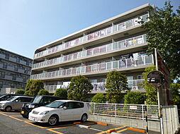 LAZFITH SHINYABASHIRA[2階]の外観