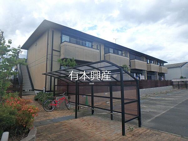 ドリームカム21A 2階の賃貸【兵庫県 / 神崎郡福崎町】