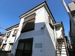 東京都豊島区南長崎3丁目の賃貸アパートの外観