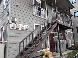 北海道札幌市豊平区美園十一条5丁目の賃貸アパートの外観