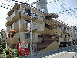 ラ・コモドーナ茨木[2階]の外観