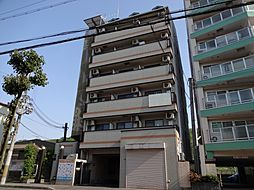 タクティ三郷[2階]の外観