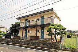 山口県下関市綾羅木本町9丁目の賃貸アパートの外観