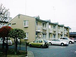 コーポアライ[203号室]の外観