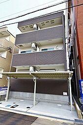 フジパレス住吉沢之町I番館[3階]の外観